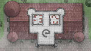 Cathedral of Helm - Level 2 - Rainy Day