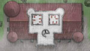 Cathedral of Helm - Level 2 - Raging Storm