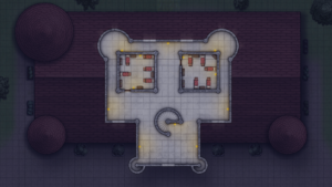 Cathedral of Helm - Level 2 - Night