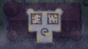 Cathedral of Helm - Level 2 - Rainy Night