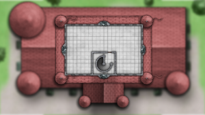 Cathedral of Helm - Roof - Day