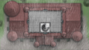 Cathedral of Helm - Roof - Rainy Day