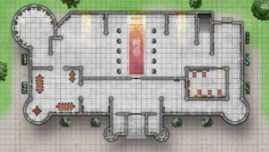 Cathedral of Helm - Level 1 - Day