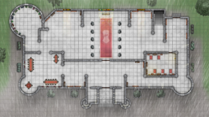 Cathedral of Helm - Level 1 - Rainy Day