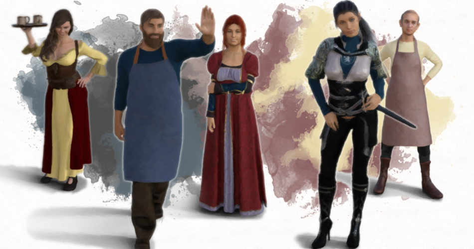 Phandalin NPCs Featured Image